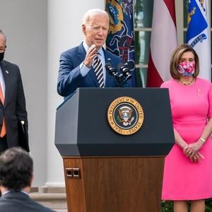 An Allegedly Senile Biden Keeps Succeeding