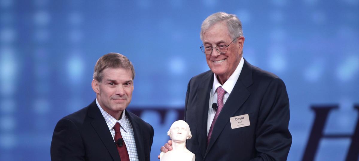 Remembering David Koch