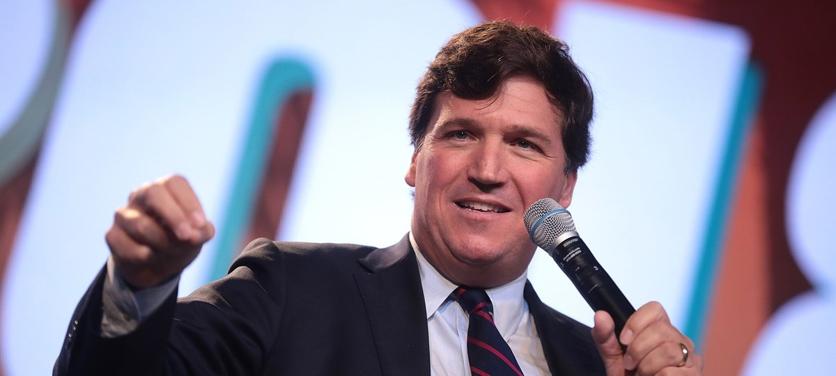 I Stand With Tucker Carlson