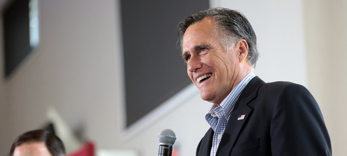 Romney's Misguided Lament