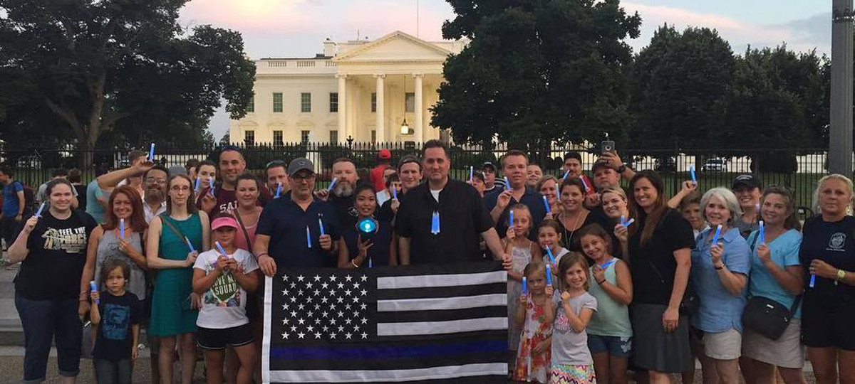 #BlueLightFriday: From the White House to Your House