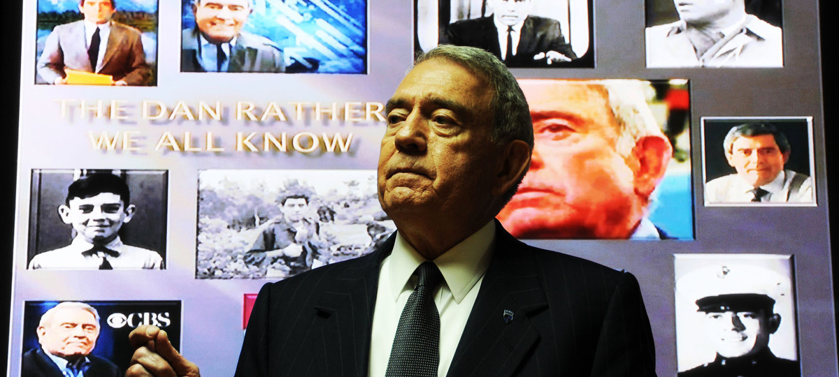 Memo to Dan Rather: Shut Up About Memos