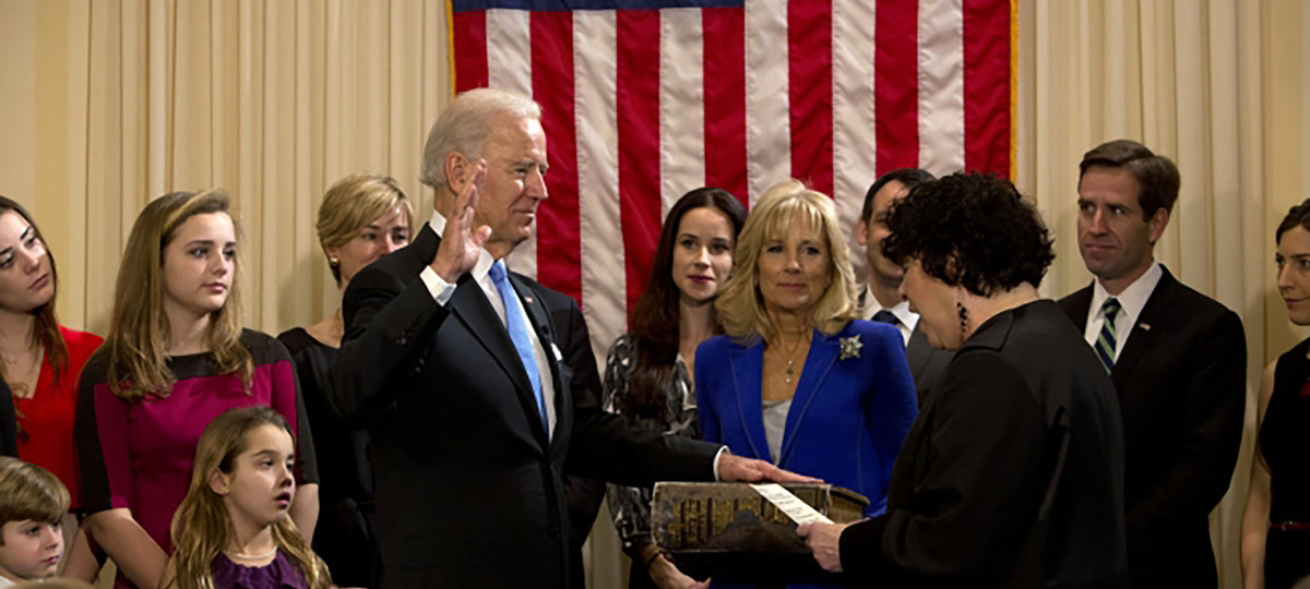 The Bidens: They're Still Not Like Us