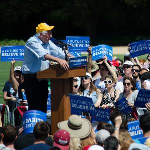 There's No Bernie Revolution Without Bernie