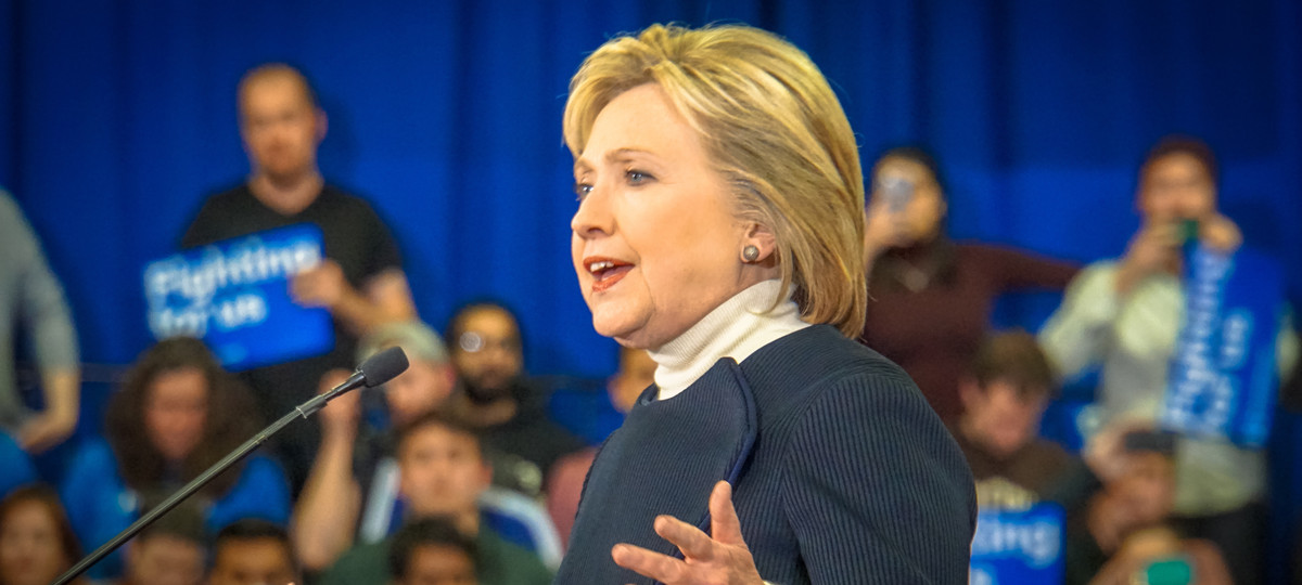 Hillary talks Strategy; GOP Candidates Talk Tough