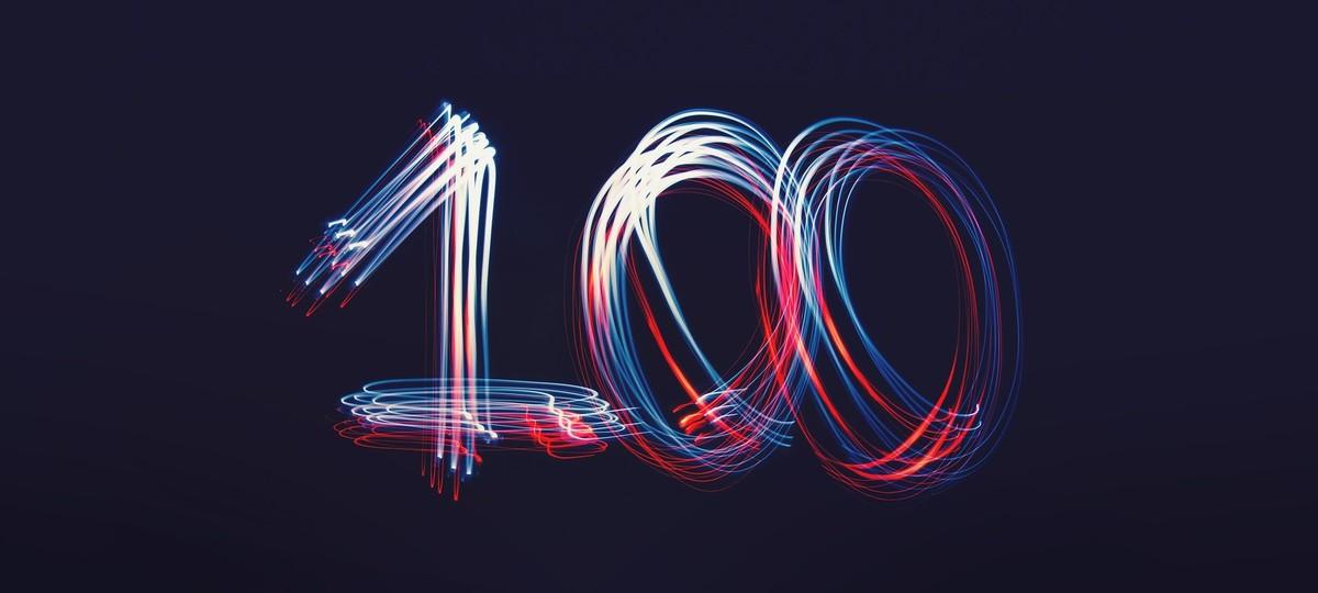 President Trump Hits a Milestone