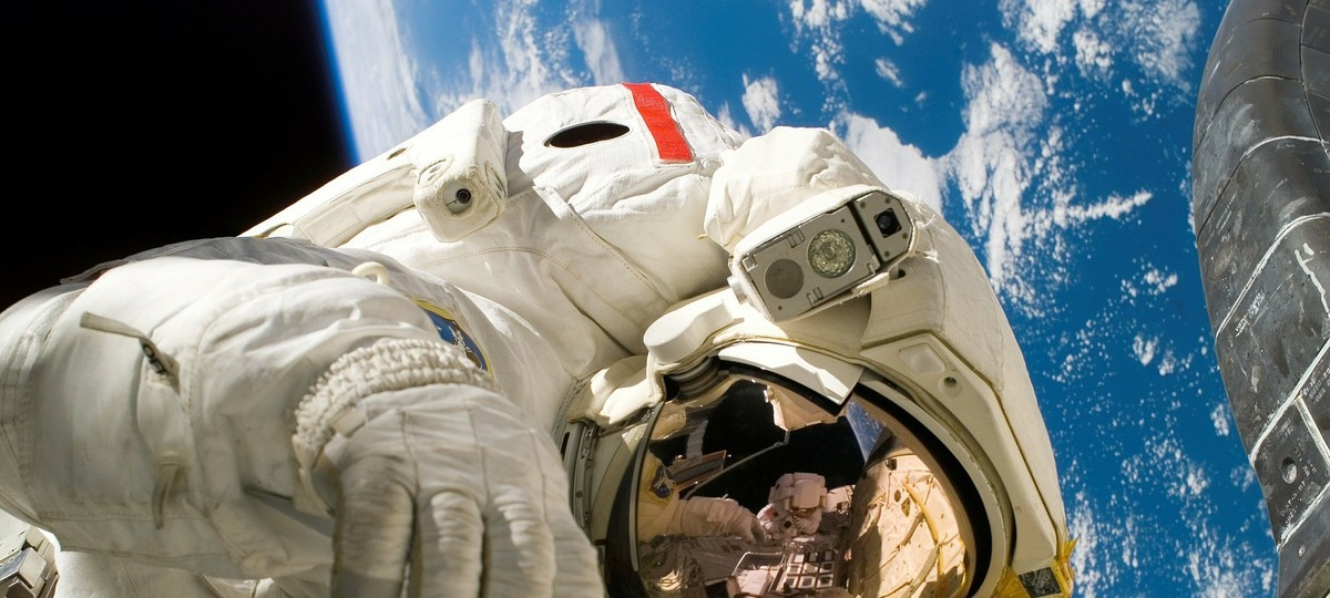 Even Astronauts Fear the Left