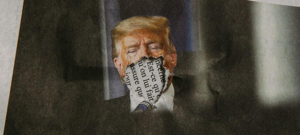 If Trump Loses, It's on Trump