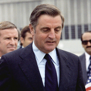 Walter Mondale: Behind a Great Man