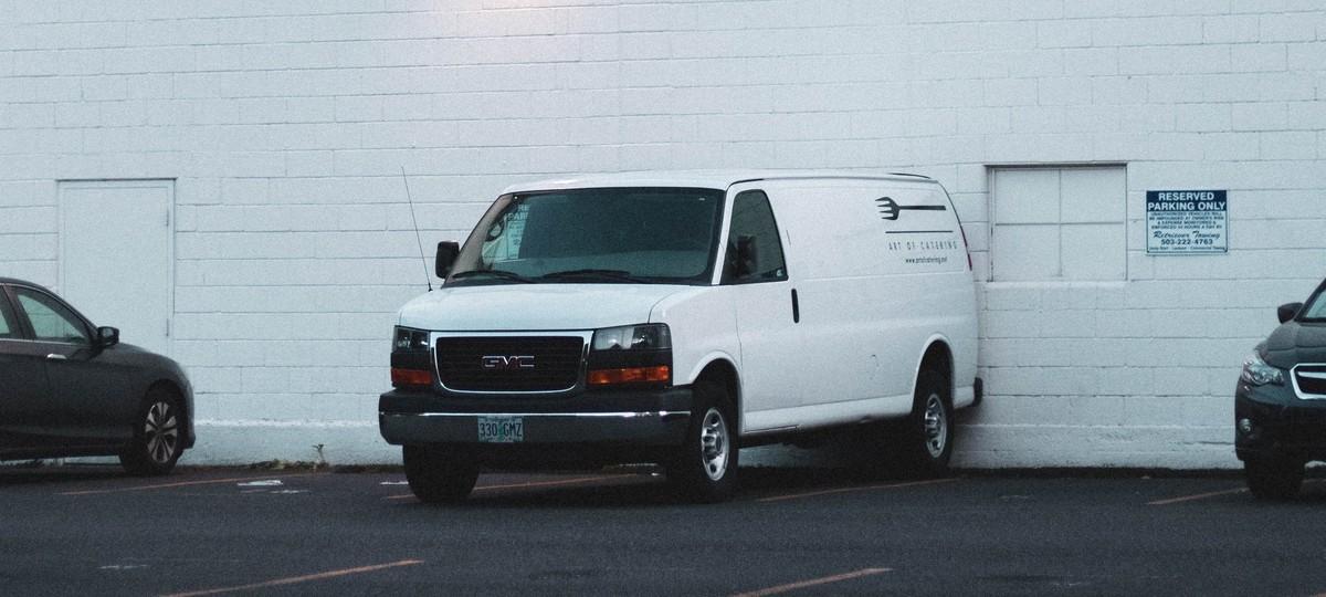 White-Hot White Van Hysteria