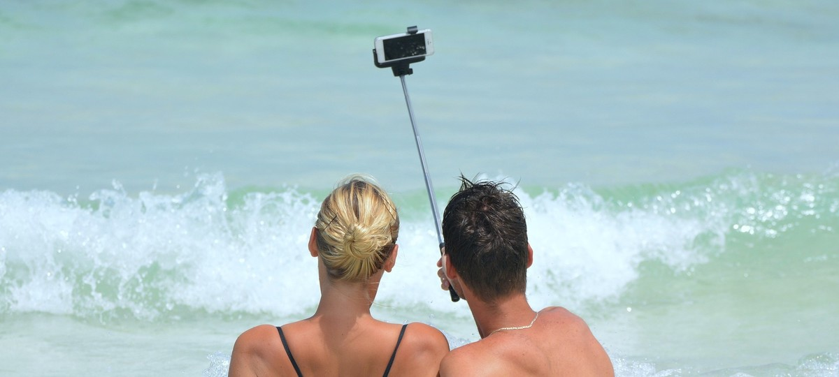 Summertime in the Age of the Selfie