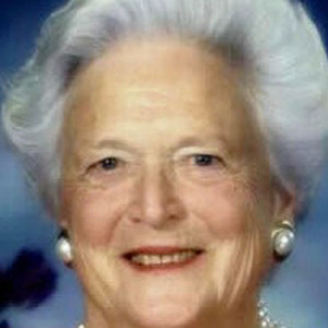 Barbara Bush Was All That
