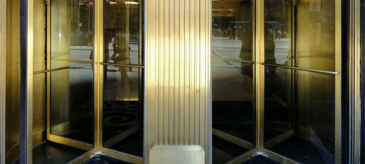 Trump's Revolving Door: Good Policy, Not Chaos