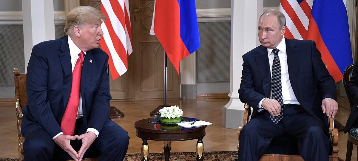 Trump's Actions Have Been Tough on Putin