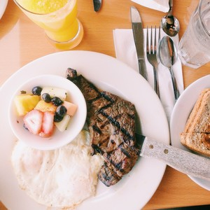 Breakfast and Taxes