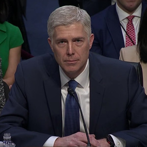 Gorsuch: The Character Who Snowed One Side of the Aisle