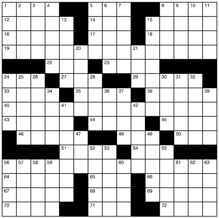 Charles Preston Crossword for Oct 15, 2017