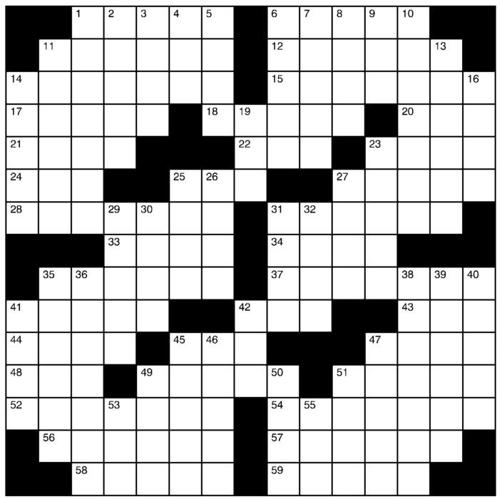 Charles Preston Crossword for Dec 10, 2017
