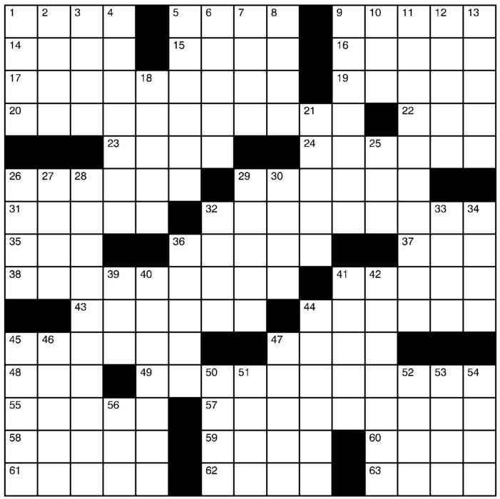 Charles Preston Crossword for Feb 18, 2018