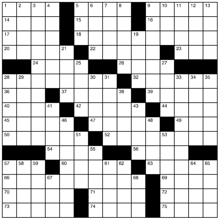 Charles Preston Crossword for Feb 25, 2018