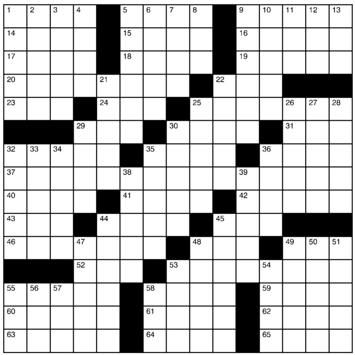 Charles Preston Crossword for Mar 25, 2018