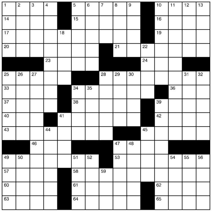 Charles Preston Crossword for Aug 19, 2018