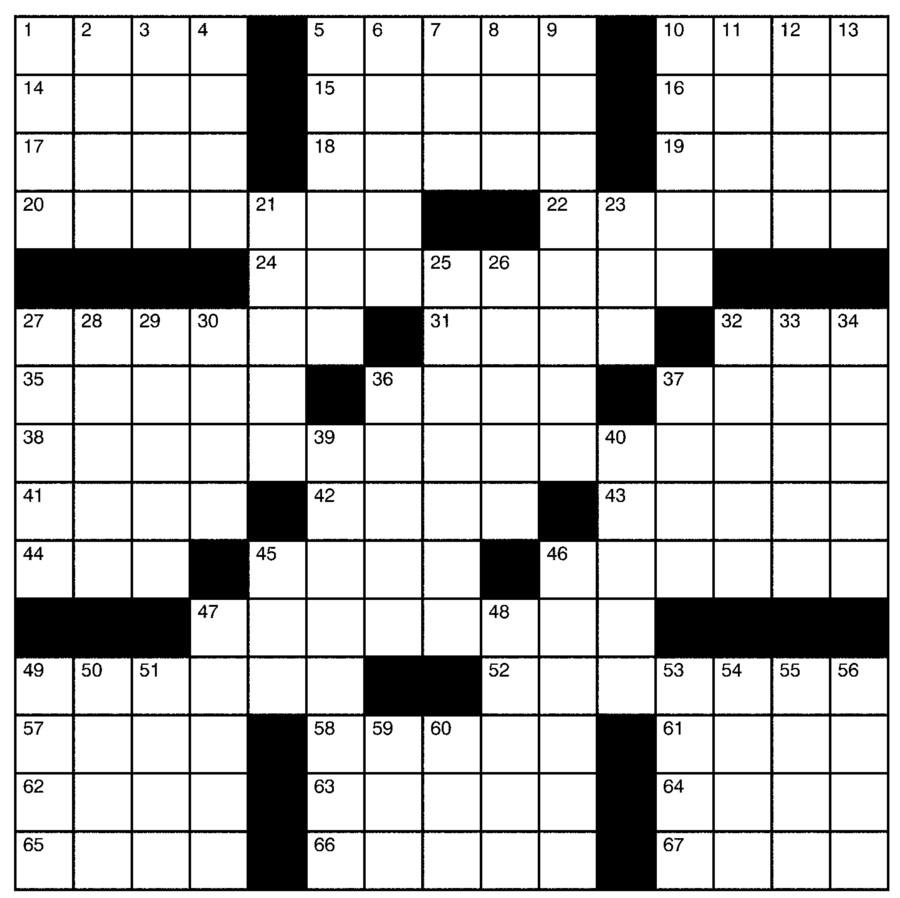 Charles Preston Crossword for Nov 18, 2018