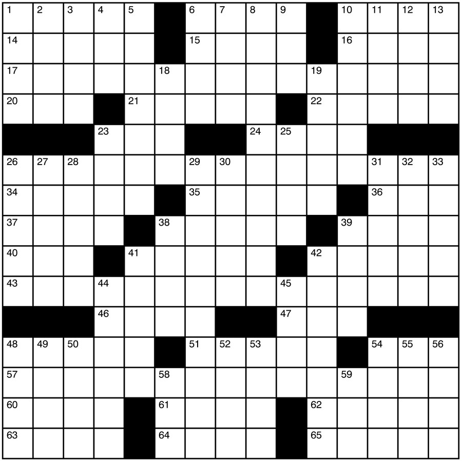 Charles Preston Crossword for Nov 03, 2019