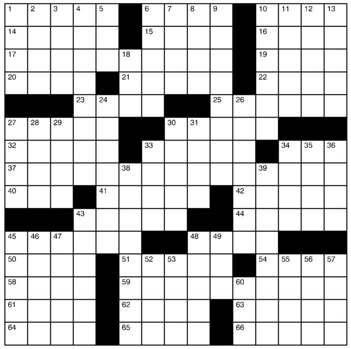 Charles Preston Crossword for Jan 26, 2020