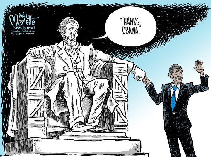 Andy Marlette for Jan 20, 2017