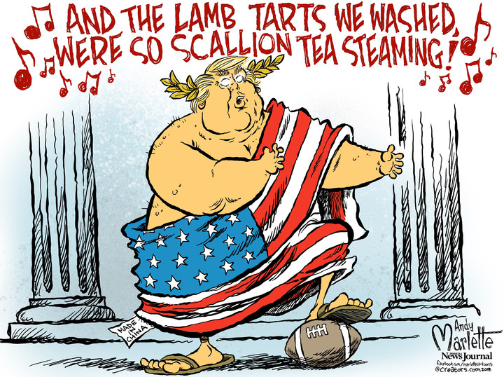 Andy Marlette for Jun 06, 2018