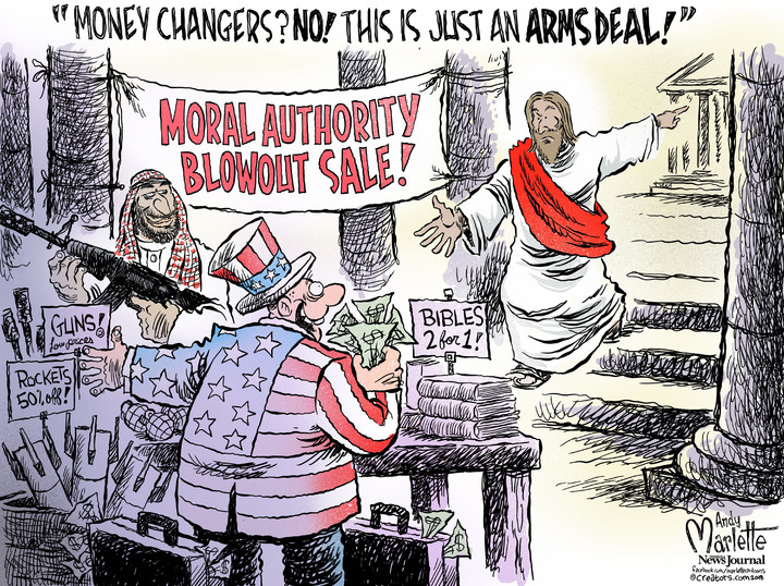 Andy Marlette for Oct 19, 2018