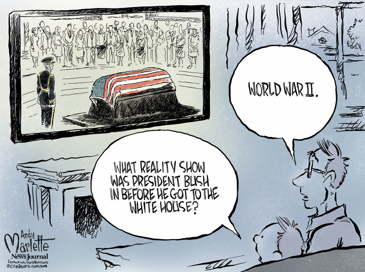 Andy Marlette for Dec 06, 2018