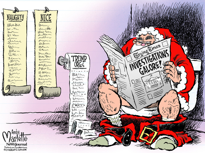 Andy Marlette for Dec 14, 2018