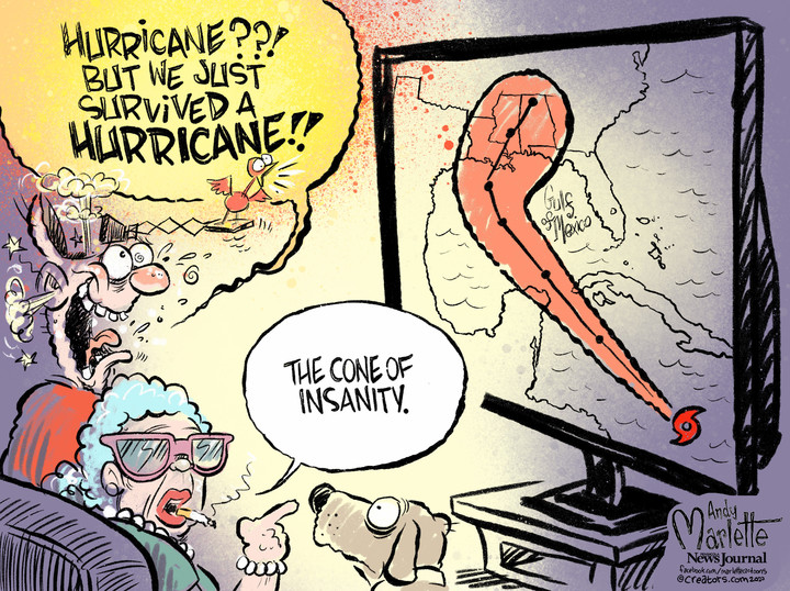 Andy Marlette for Oct 06, 2020