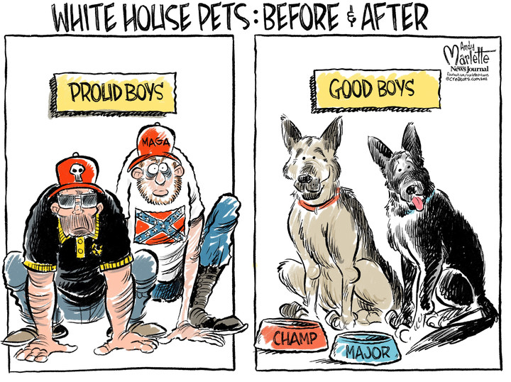 Andy Marlette for Jan 27, 2021