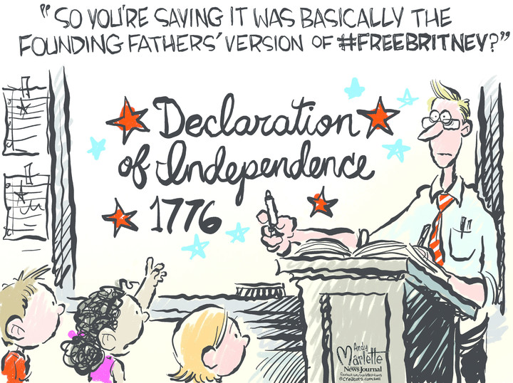 Andy Marlette for Jun 29, 2021