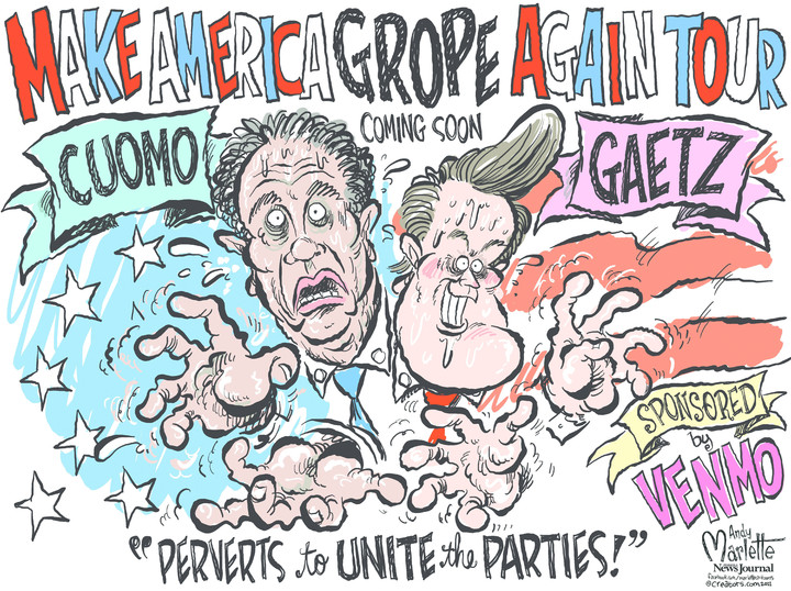 Andy Marlette for Aug 03, 2021