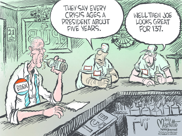 Andy Marlette for Sep 08, 2021