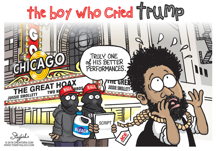 3 Lessons From the Jussie Smollett Hoax