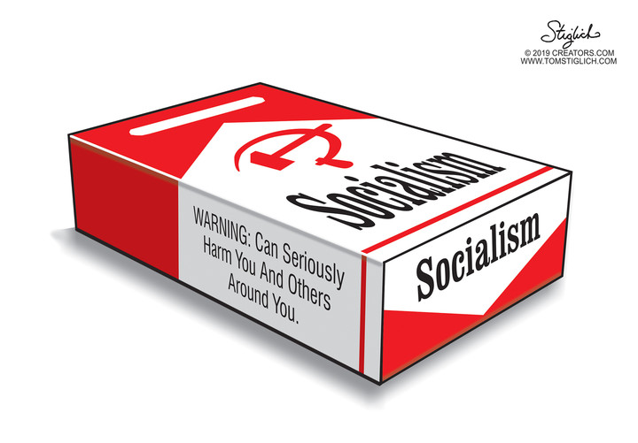 Facts Don't Favor Socialism