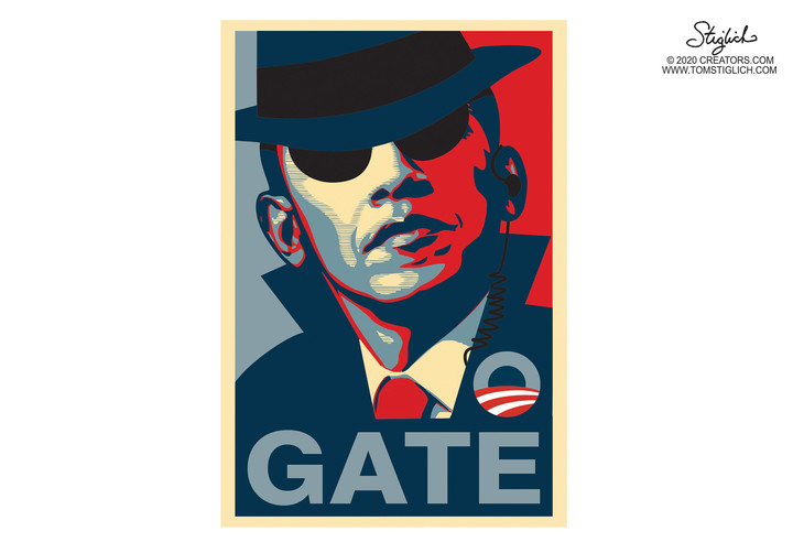Obamagate Is NOT a Conspiracy Theory