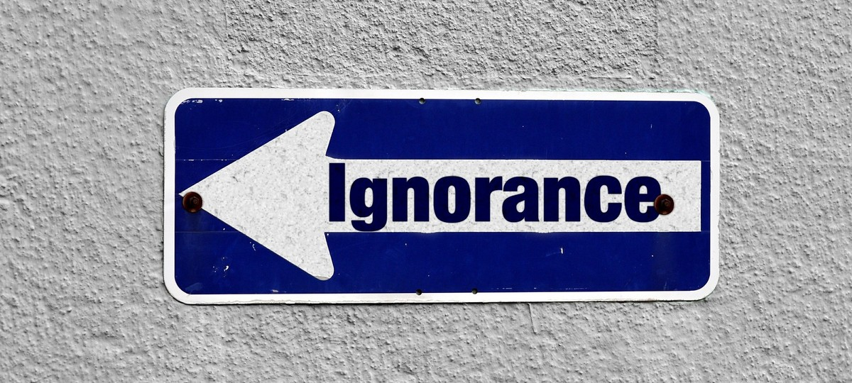 Ignorance and Power