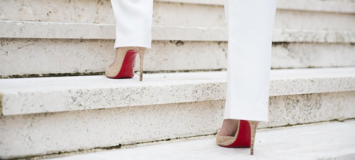 Dems' Biggest Liability Wears 4-Inch Heels