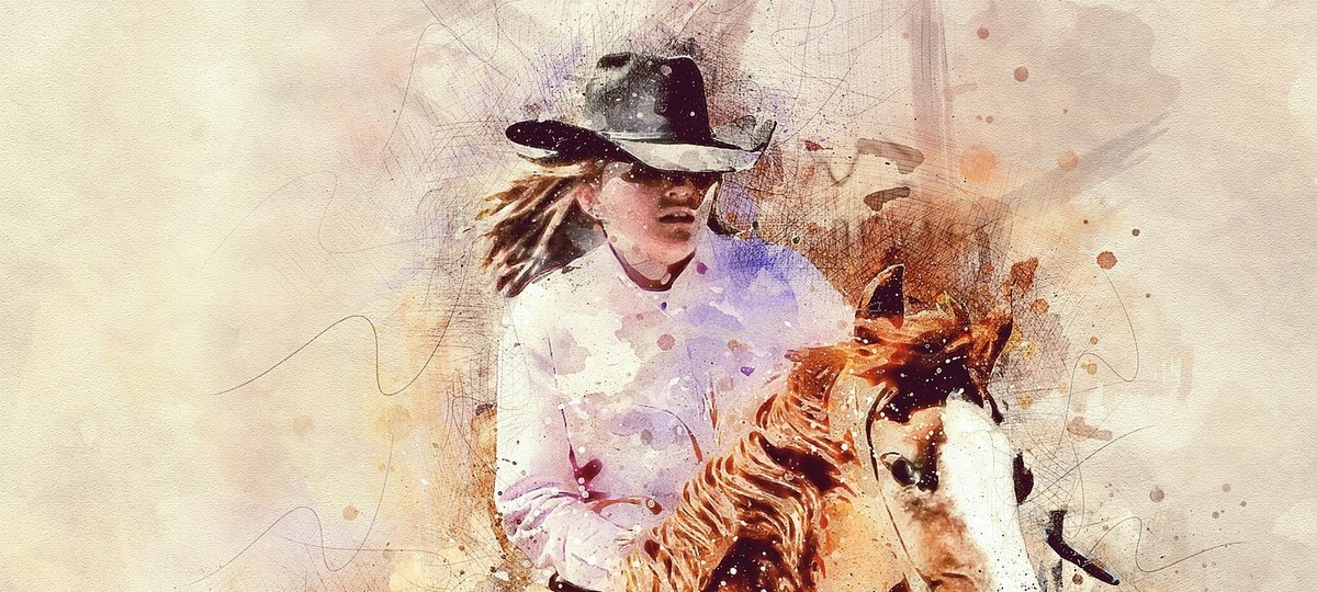 Bulls, Horses, Competition and Camaraderie --- Without the Selfies