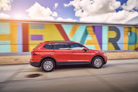 View the VW Tiguan this week.