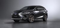 View the Lexus NX300 this week.