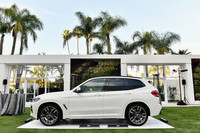 View the BMW X3 this week.