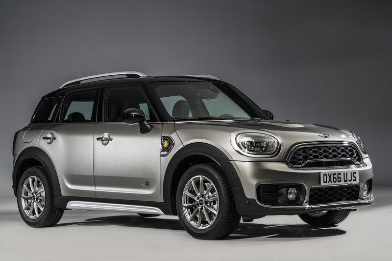 2018 Mini Cooper Countryman Plug In Hybrid By Eric Peters