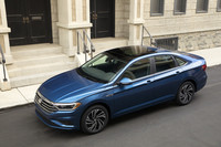 View the VW Jetta this week.